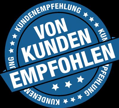 Von Kunden empfohlen, DICA Fenster & Türen im Saarland