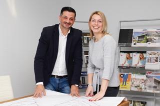 Doreen und Carmelo Di Pietro, DICA Fenster & Türen